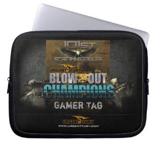 101st BlowOut Championship Laptop Sleeve