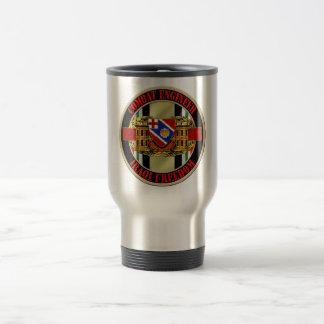 101st Engineer Battalion OIF Iraq Travel Mug