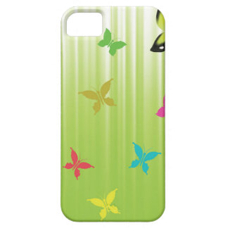 102Green  Background _rasterized Case For The iPhone 5