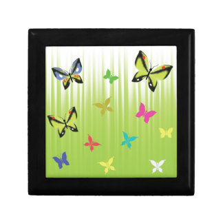 102Green  Background _rasterized Gift Box