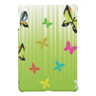 102Green  Background _rasterized iPad Mini Cover