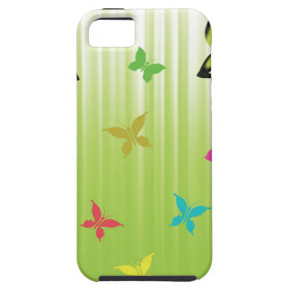 102Green  Background _rasterized iPhone 5 Cover