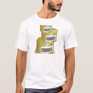 105Canned Food _rasterized T-Shirt