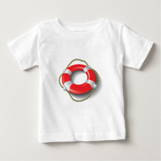 107Lifebuoy _rasterized Baby T-Shirt