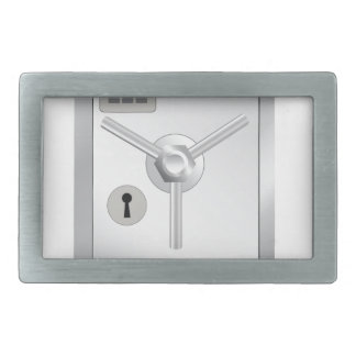 108Metal Safe_rasterized Belt Buckle