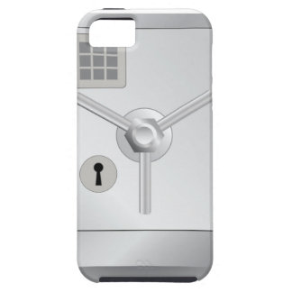 108Metal Safe_rasterized iPhone 5 Cover