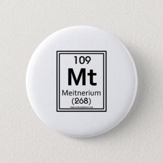109 Meitnerium 2 Inch Round Button