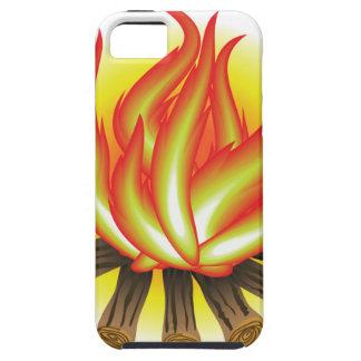 109Fire _rasterized Case For The iPhone 5