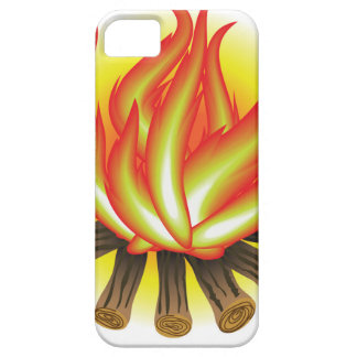 109Fire _rasterized iPhone 5 Case