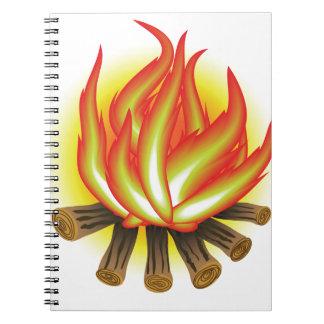 109Fire _rasterized Notebook
