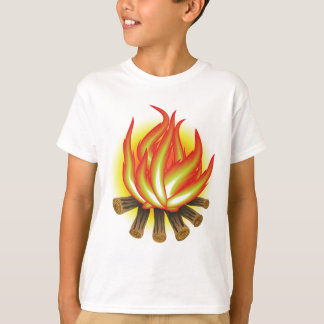 109Fire _rasterized T-Shirt