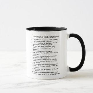 10 Best Things About Fibromyalgia Mug
