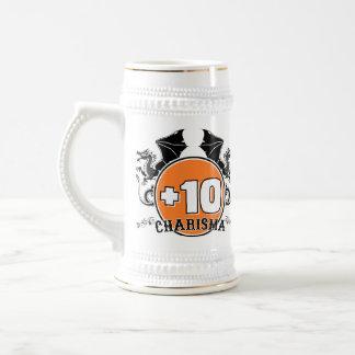 +10 Charisma Beer Stein