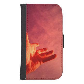 10 commandements coques avec portefeuille pour galaxy s4