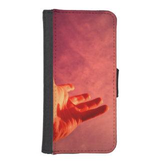 10 commandements coque avec portefeuille pour iPhone 5