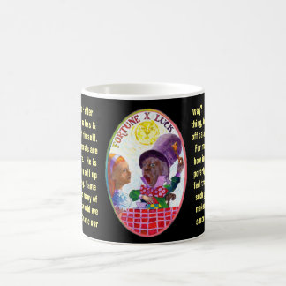 10. Fortune - Alice tarot Coffee Mug
