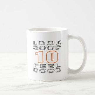 10 Look Good Feel Good Mug