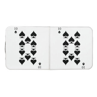 10 of Spades Pong Table