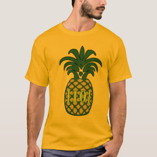 [10] Pineapple T-Shirt