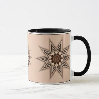 10 Point Star Mug