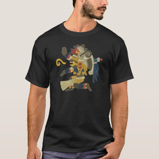 10.Tezcatlipoca - Mayan/Aztec Creator good T-Shirt