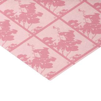 "10"" x 15"" Tissue Paper PINK HUMMINGBIRD"
