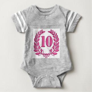 10 years baby bodysuit