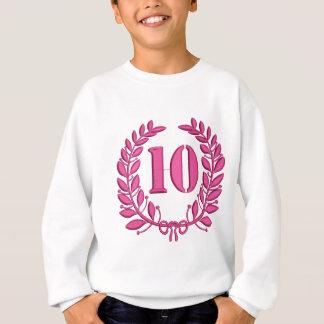 10 years sweatshirt