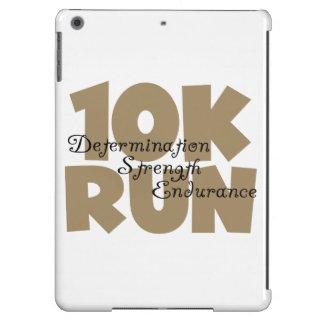 10K Run Tan Sports Running iPad Air Covers