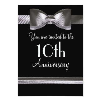10th Anniversary Invitation
