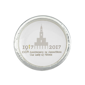 10th Anniversary of Apparitions - Fatima Portugal Ring