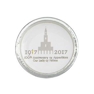 10th Anniversary of Apparitions - Fatima Portugal Rings