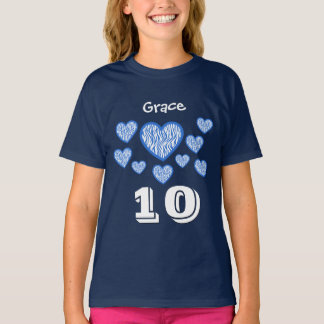 10year old girl gifts 10year old girl gift ideas on for Custom t shirts under 10