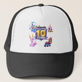 10th Birthday Logo Trucker Hat