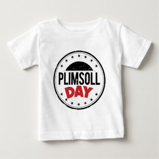 10th February - Plimsoll Day - Appreciation Day Baby T-Shirt