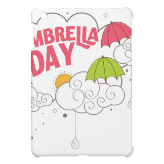 10th February - Umbrella Day - Appreciation Day Case For The iPad Mini