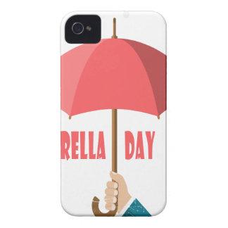 10th February - Umbrella Day - Appreciation Day Case-Mate iPhone 4 Cases
