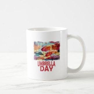 10th February - Umbrella Day - Appreciation Day Coffee Mug