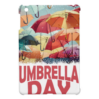 10th February - Umbrella Day - Appreciation Day Cover For The iPad Mini