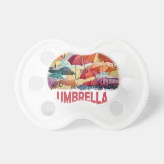 10th February - Umbrella Day - Appreciation Day Pacifier
