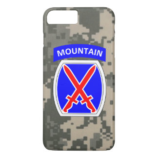 """10th Mountain Division """"Climb to Glory"""" Case-Mate iPhone Case"""