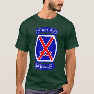 10th Mountain Division Descendant - T-Shirt