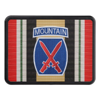 10th Mountain Division Iraq Hitch Cover