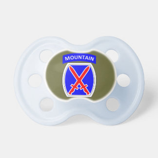 10TH MOUNTAIN PACIFIER