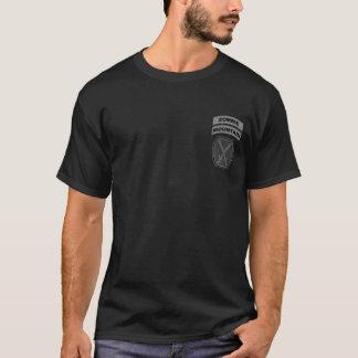 10th Mountain Zombie Tab T Shirt
