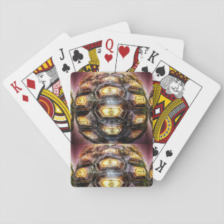 10th Pattern; Turtle Highlights Playing Cards