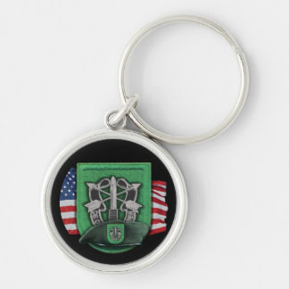 10th Special Forces group Green Berets Keychain