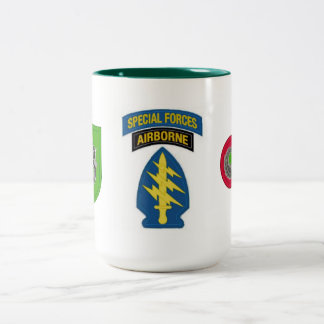 10TH SPECIAL FORCES GROUP MUG