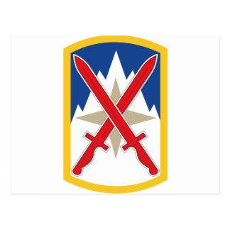 10th Sustainment Brigade Postcard