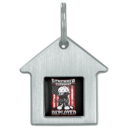 10tshirts.com design RF2 dog tag